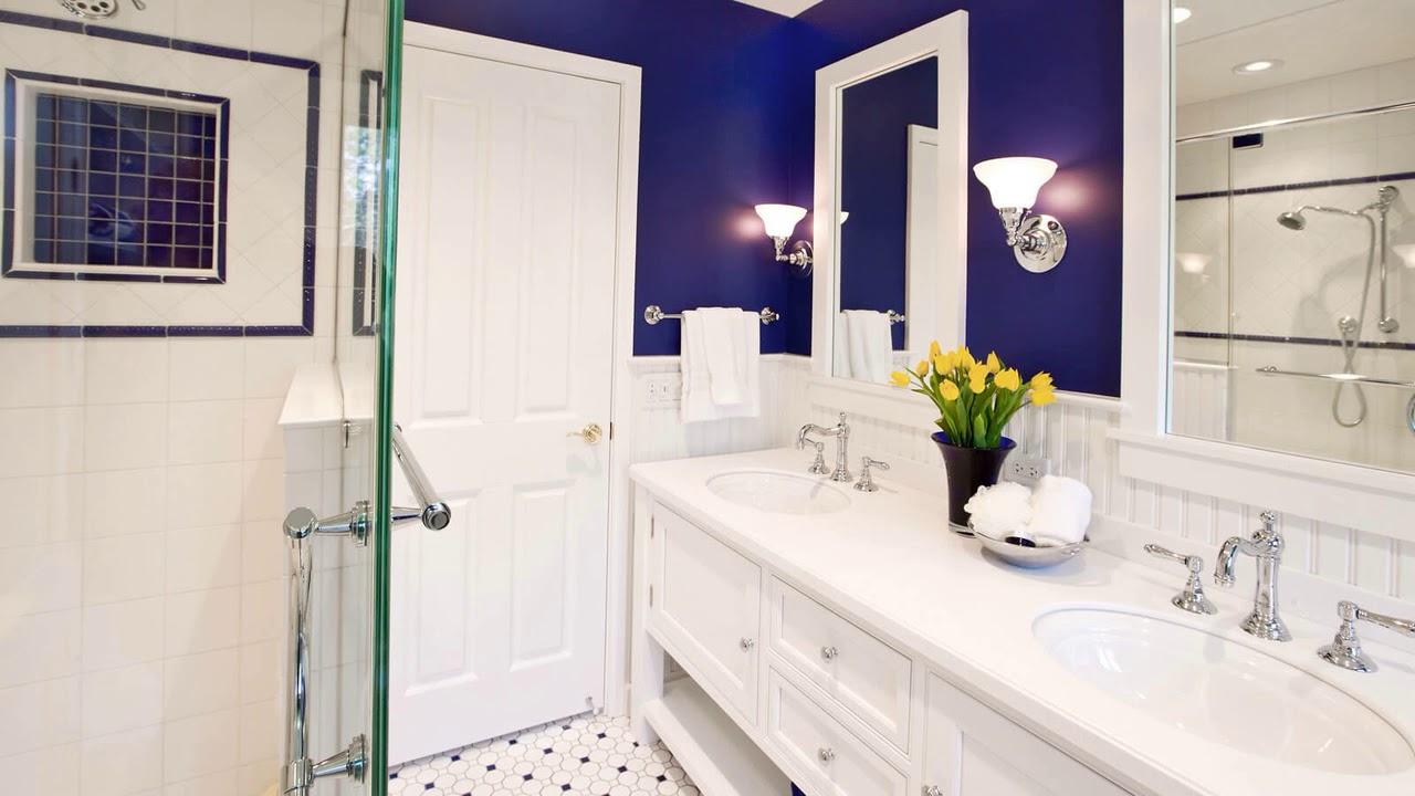 ремонт ванной комнаты в скандинавском стиле