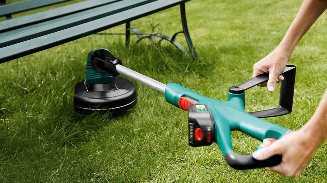 как правильно выбрать газонокосилку